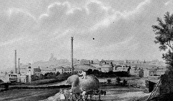 John Foster Black Dyke Mills 1842