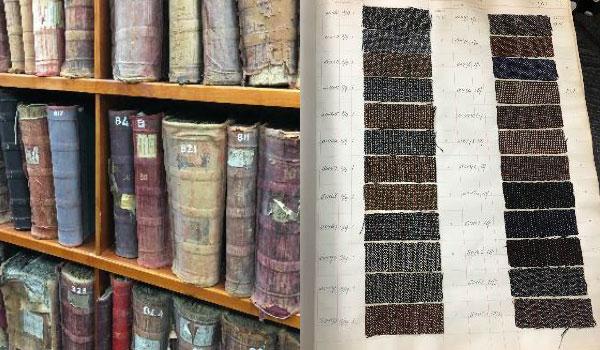 1837 John Foster Fabric Innovation Alpaca and Mohair