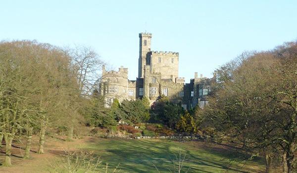 John Foster family residence Hornby Castle - Photo credit: R.Haworth