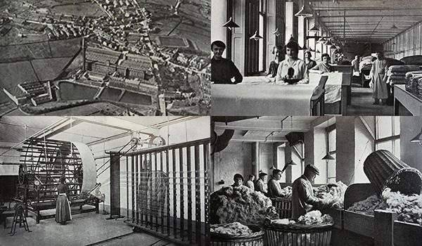 1891 - 1920s John Foster Development & Growth